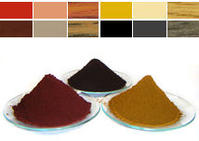 Transparent Iron Oxide Pigment